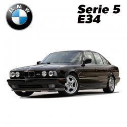 พรมดักฝุ่นไวนิล ชุด Full จำนวน 5 ชิ้น BMW Serie 5 E34