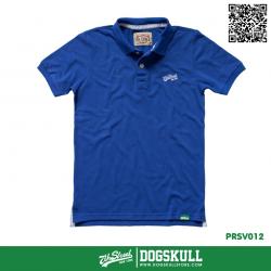 เสื้อโปโล - POLO Shirt รุ่น 7th Street | Blue