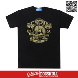 เสื้อยืด OLDSKULL : ULTIMATE | BLACK