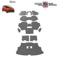 พรมกระดุม Super Save รถ TOYOTA ALL NEW SIENTA 2016-2020 ชุด All Full จำนวน 14 ชิ้น