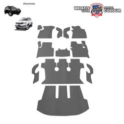 พรมกระดุม Super Save รถ Toyota Fortuner ปี 2005 - 2015 ชุด All Full จำนวน 12 ชิ้น