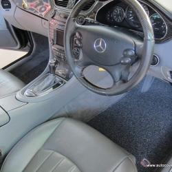 พรมดักฝุ่นไวนิล รถ Benz CLS W 219 จำนวน 4 ชิ้น