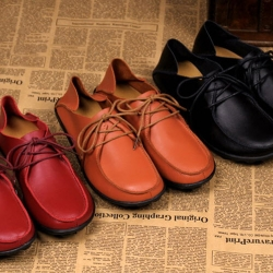 รองเท้าทรง Peas MMS2145