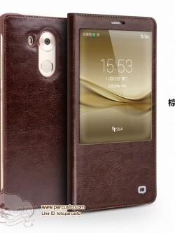 เคสหนังแท้ Huawei Mate 8 จาก QIALINO [Pre-order]