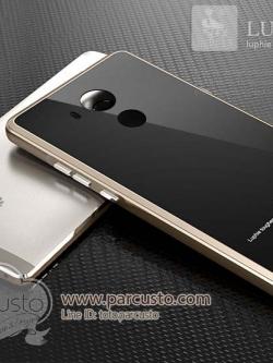 เฟรมอลูมิเนียมหลังกระจก Huawei Mate 8 จาก LUPHIE [Pre-order]
