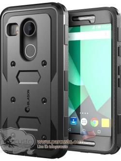 เคสกันกระแทก LG Nexus5X [Heavy Duty] จาก i-Blason [Pre-order USA]