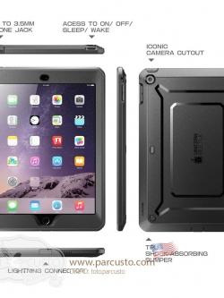 เคสกันกระแทก Apple iPad mini 3 [Unicorn Beetle PRO]จาก SUPCASE [Pre-order USA]