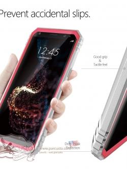 เคสกันกระแทก Samsung Galaxy S8+ [Revolution] จาก Poetic [Pre-order USA]