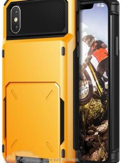 เคสกันกระแทก Apple iPhone X [HEAVY DUTY DROP PROTECTION] จาก Lumion [Pre-order USA]