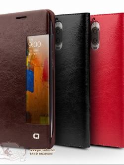 เคสหนังแท้ Huawei Mate 9 PRO จาก QIALINO [Pre-order]