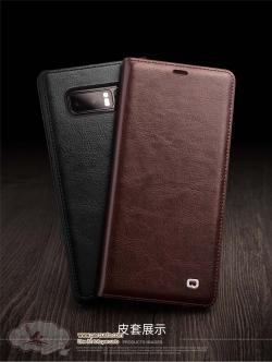 เคสหนังแท้ Samsung Galaxy Note 8 จาก QIALINO [Pre-order]