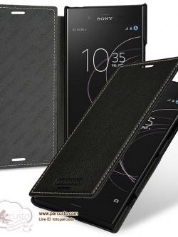 เคสหนังวัวแท้สุดหรู Sony Xperia XZ1 จาก TETDED [Pre-order]