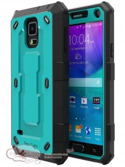เคสกันกระแทก Samsung Galaxy Note 4 [Hybrid Armor] จาก E LV [Pre-order USA]