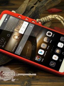เฟรมอลูมิเนียม Trigger Case Huawei Ascend Mate 7 จาก S!MON [หมด]