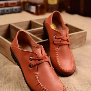 รองเท้าหนังลำลอง MMS2218