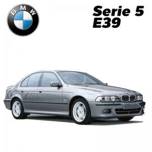 พรมดักฝุ่นไวนิล ชุด Full จำนวน 5 ชิ้น BMW Serie 5 E39