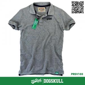 เสื้อโปโล - POLO Shirt รุ่น 7th Street | GREY