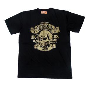 เสื้อยืด OLDSKULL : ACID #31 | Black | XL