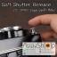 Soft Shutter Release รุ่น 10 mm นูนขึ้น สีเงิน สำหรับ Fuji XT20 XT10 XT2 XE2 X20 X100 XE1 Leica ฯลฯ thumbnail 5