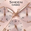 นาฬิกา คาสิโอ Casio SHEEN MULTI-HAND SHE-3058 series รุ่น SHE-3058SPG-4A ของแท้ รับประกัน1ปี thumbnail 5
