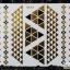 รหัส G สติ๊กเกอร์แทททู สีทอง คลิกเลือกลายด้านใน thumbnail 18