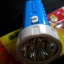 ไฟฉายหลอด LED 4 ดวง ชาร์จไฟบ้านได้เปิดติดต่อ20ชม. YG3292 thumbnail 5