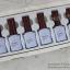 สีเจลทาเล็บ UHT ชุดรวม 6สี รหัส 27 กากเพชรผสมชิมเมอร์ เงาวาว เนื้อแน่นเข้มข้น ราคาประหยัด thumbnail 6