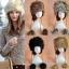 Pre-Order หมวกเฟอร์เลียนแบบขนสัตว์สไตล์สาวรัชเซีย **สินค้าPre-Order เปิดรับอีกครั้งวันที่ 1 กพ.60 ( ติดเทศกาลตรุษจีน ) ได้สินค้าประมาณต้นเดือนมีนาคม 60 thumbnail 1