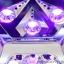 เครื่องอบเจล LED CHUJIE รุ่น K1 ขนาด 35วัตต์ สีชมพู thumbnail 9