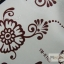 YM-K108 สติ๊กเกอร์สักแฟชั่น sticker tattoo ลายดอก 15.5x10.8 cm thumbnail 5