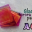 กระดาษแก้วออโรรา Glass Aurora Paper 2 เลือกสีด้านใน thumbnail 6
