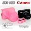 เคสกล้องหนัง Canon EOSM10 ตรงรุ่น ซองกล้อง EOS M10 EOSM EOSM2 thumbnail 4