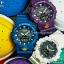 นาฬิกา Casio G-Shock ANALOG-DIGITAL GA-800SC Sporty Color series รุ่น GA-800SC-2A ของแท้ รับประกัน1ปี thumbnail 14