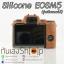 Silicone Case Canon EOSM5 รุ่นเปิดแบตได้ ซิลิโคน EOSM5 thumbnail 13
