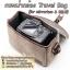 กระเป๋ากล้อง Mirrorless รุ่น Travel Bag สำหรับ XA3 XA2 GF8 A5100 A6000 EPL7 EM10 ฯลฯ thumbnail 14