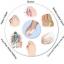 ซิลิโคนคั่นนิ้วเท้า (นิ้วโป้ง/นิ้วชี้) (x3 คู่) thumbnail 13