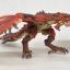 Revoltech Series No.121 Liolaeus Rathalos [RED] Monster Hunter NEW thumbnail 5