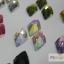 เพชรติดเล็บ ข้าวหลามตัด11 มิล คละสี กล่องกลมเล็ก thumbnail 5