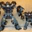 Transformers ทรานฟอร์เมอร์ IRON HIDE Bigsize 50 cm NEW thumbnail 15
