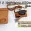 Full & Half Case G7X Mark II / Case G7XM2 รุ่นเปิดแบตได้ thumbnail 6