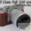 เคสกล้อง Half Case Fujifilm XA3 XA10 รุ่นเปิดแบตได้ ตรงรุ่น ใช้ได้ครบทุกปุ่ม thumbnail 13