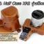 เคสกล้องหนัง XA2 รุ่น Full & Half Case เปิดแบตได้ Case Fujifilm XA2 XA1 XM1 เปิดแบตได้ thumbnail 5