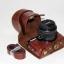 เคสกล้องหนัง Canon EOSM10 ตรงรุ่น ซองกล้อง EOS M10 EOSM EOSM2 thumbnail 10