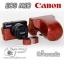 เคสกล้องหนัง Canon EOSM10 ตรงรุ่น ซองกล้อง EOS M10 EOSM EOSM2 thumbnail 2