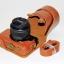 เคสกล้องหนัง Canon EOSM10 ตรงรุ่น ซองกล้อง EOS M10 EOSM EOSM2 thumbnail 8