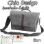 กระเป๋ากล้อง ผ้ากันน้ำ รุ่น Chic Design thumbnail 1