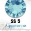 เพชรสวารอฟสกี้แท้ ซองใหญ่ สีฟ้า Aquamarine รหัส 202 คลิกเลือกขนาด ดูราคา ด้านใน thumbnail 2