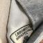Macfion เสื้อคลุมแฟชั่นผู้ชาย แขนยาว ลาย R สีทูโทน สีเทาแขนน้ำเงิน thumbnail 4