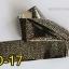 ฟอยล์ติดเล็บ ลายสีเงินดำ รหัส SD Nails foils เลือกสีด้านใน ขนาด 4X40 เซน thumbnail 17