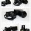 เคสหนัง Canon EOSM3, เคสกล้อง EOS M3 เลนส์ 55-200 , 18-55 mm thumbnail 19